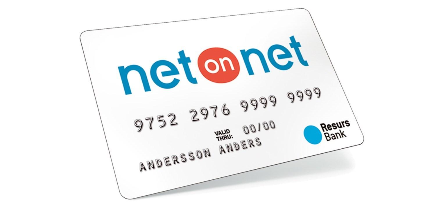 NetOnNet-kortet