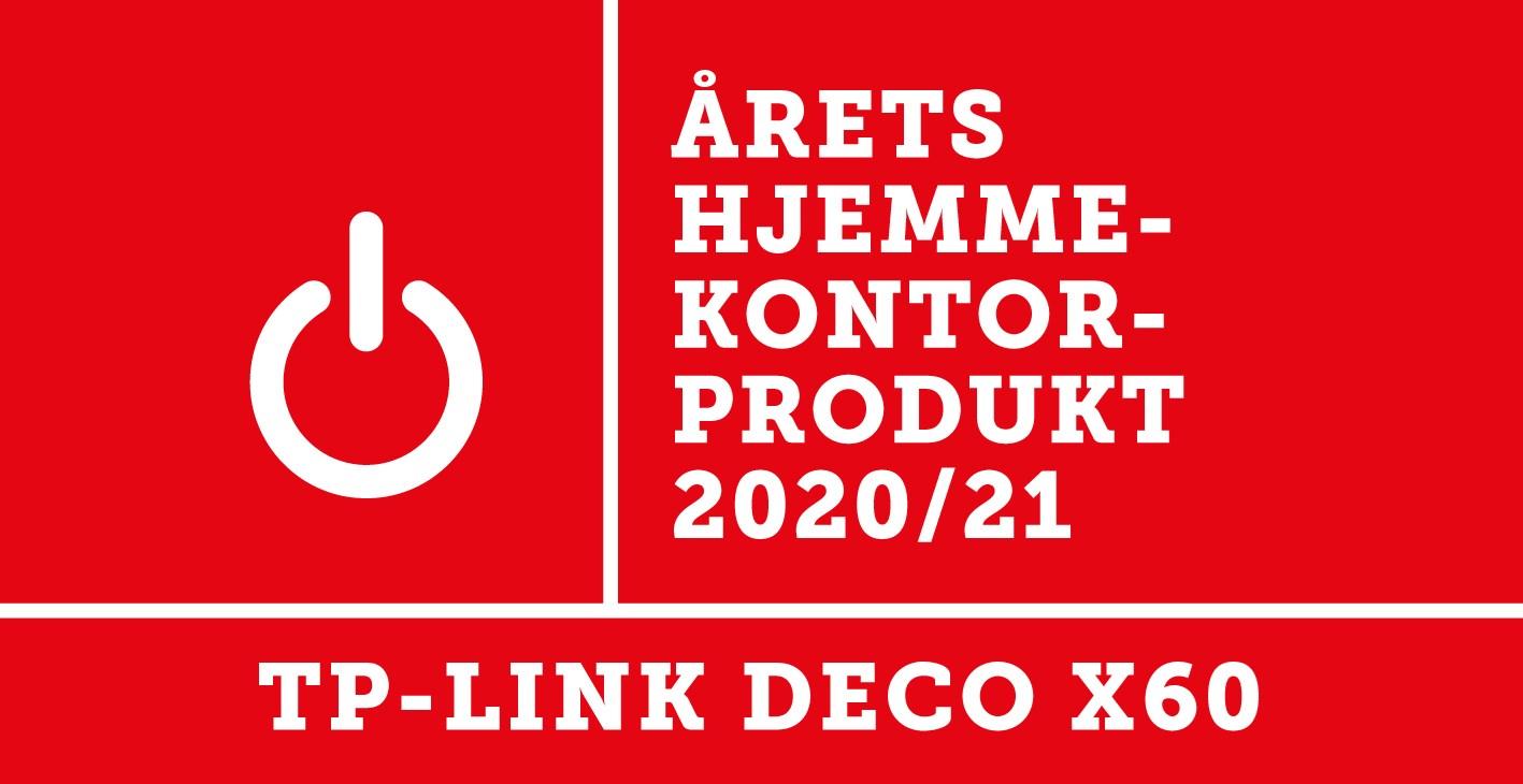 Årets hjemmekontorprodukt 2020/21