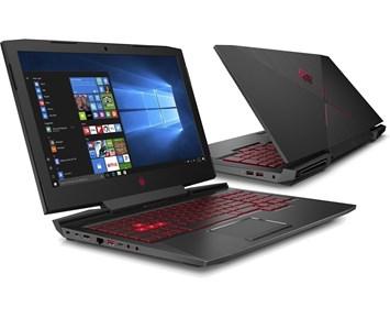 HP Omen 15 ce023no Kraftig gaminglaptop med 256 GB M.2 SSD