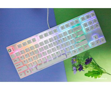 Varmilo VA88M Rainbow 2 RGB MX Red Gamingtastatur Uten