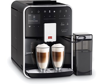 melitta barista ts smart svart helautomatisk espressomaskin for den kaffedrikken du elsker. Black Bedroom Furniture Sets. Home Design Ideas