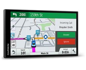 garmin drivesmart 61 eu lmt d 7 gps med wifi for enkel. Black Bedroom Furniture Sets. Home Design Ideas