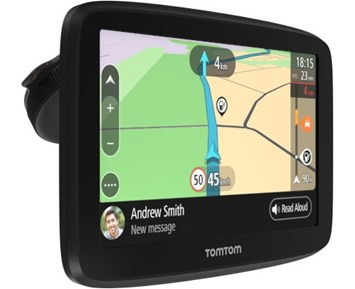 tomtom go basic 6 6 gps med europakart og wifi. Black Bedroom Furniture Sets. Home Design Ideas