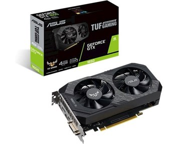 ASUS GeForce GTX 1650 TUF gaming 4GB
