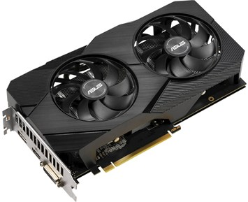 ASUS GeForce GTX 1660 Dual Advanced EVO 6GB