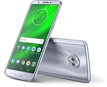Motorola Moto G6 Plus Sterling Blue