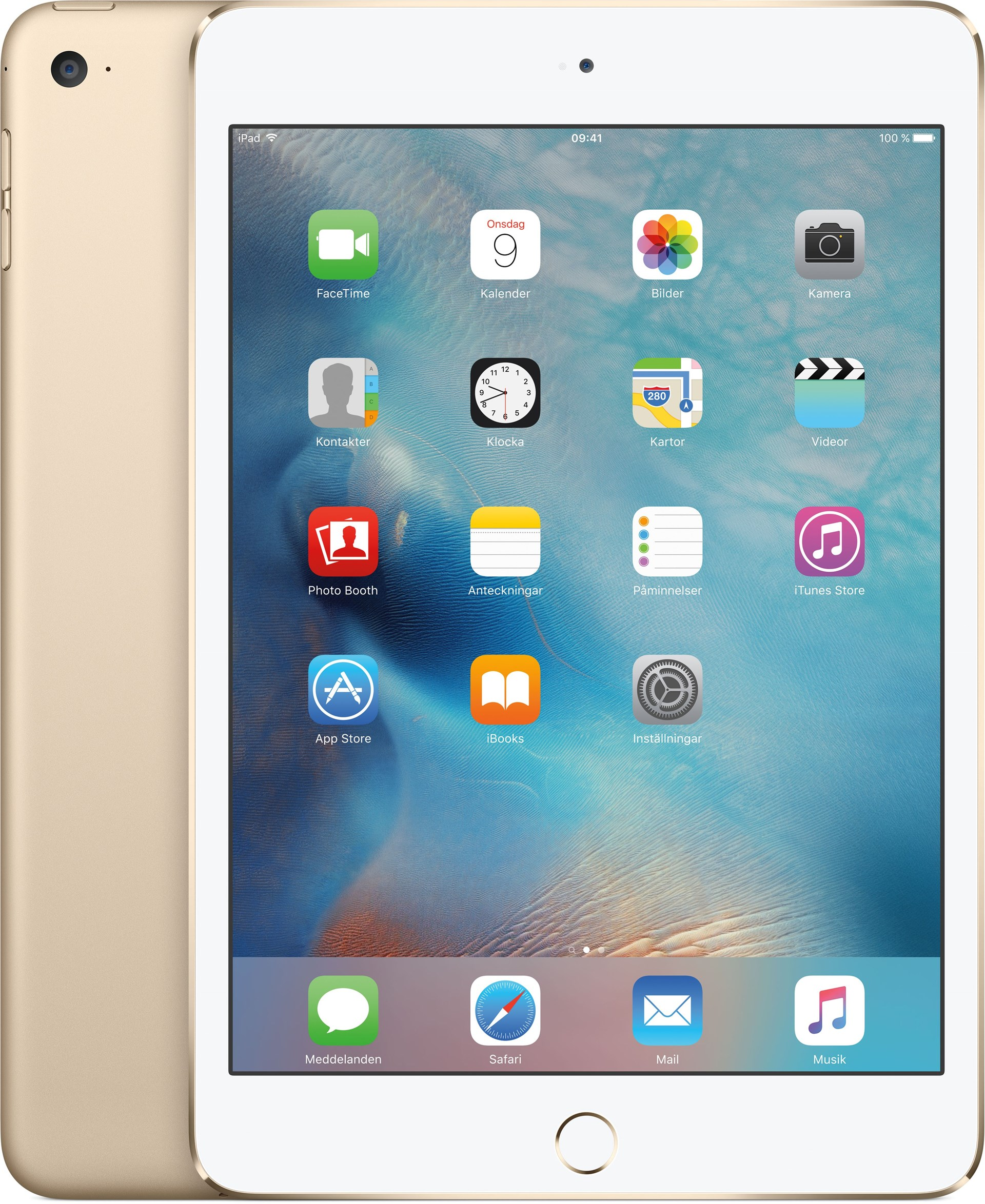 IPad mini 4 - Especificaciones - Apple