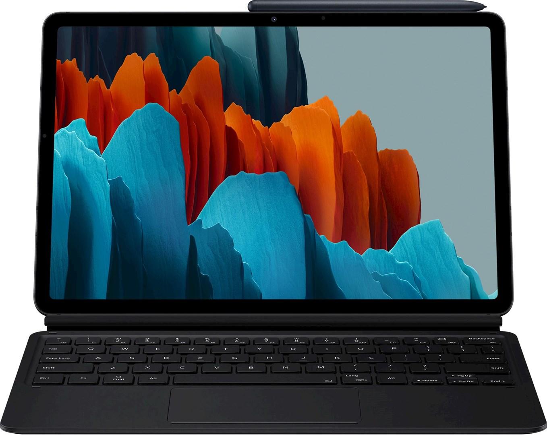 Samsung Tab S7 Keyboard Cover Deksel til nettbrett