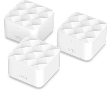 Netgear Orbi Mesh WiFi System (3-pack)