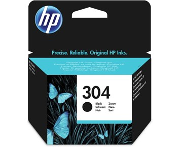 HP No304 black