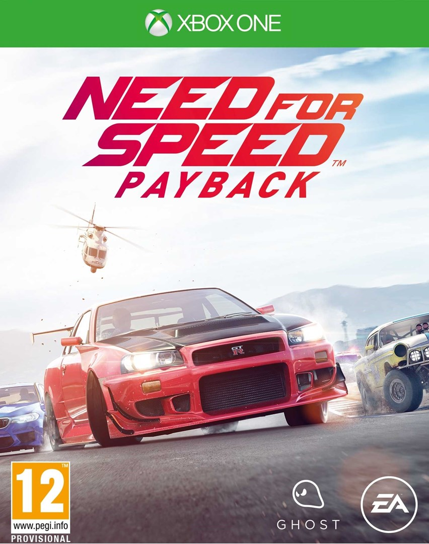 ea need for speed payback need for speed payback til xbox one. Black Bedroom Furniture Sets. Home Design Ideas