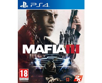 PS4 MAFIA 3 - Fri frakt på alt!