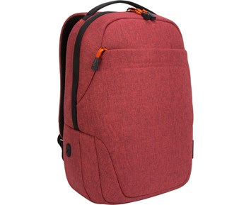 "Targus Groove X2 Compact Backpack 15"" Dark Coral"