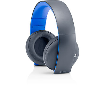 sony wireless stereo headset 2 0 tr dl st headset til. Black Bedroom Furniture Sets. Home Design Ideas