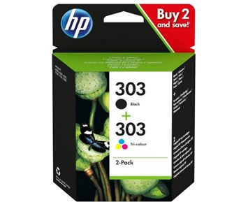 HP 303 Combo Pack