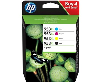 HP HP 953XL Combo Pack (3HZ52AE)