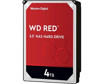 WD Red WD40EFAX 256MB 4TB
