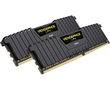 Corsair Vengeance LPX Black DDR4 3000MHz 2x8GB