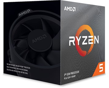 AMD Ryzen 5 - 3600X 3.8GHz