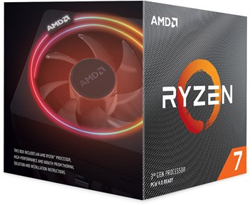 AMD  Ryzen 7 - 3700X 3.6GHz