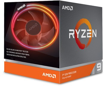 AMD Ryzen 9 - 3900X 3.8GHz