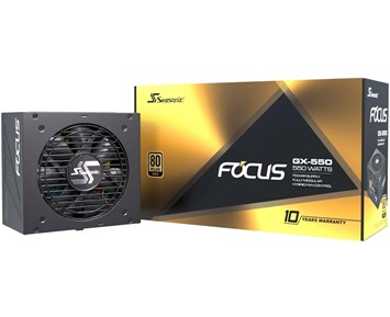 Seasonic Focus GX 550W 80+Gold