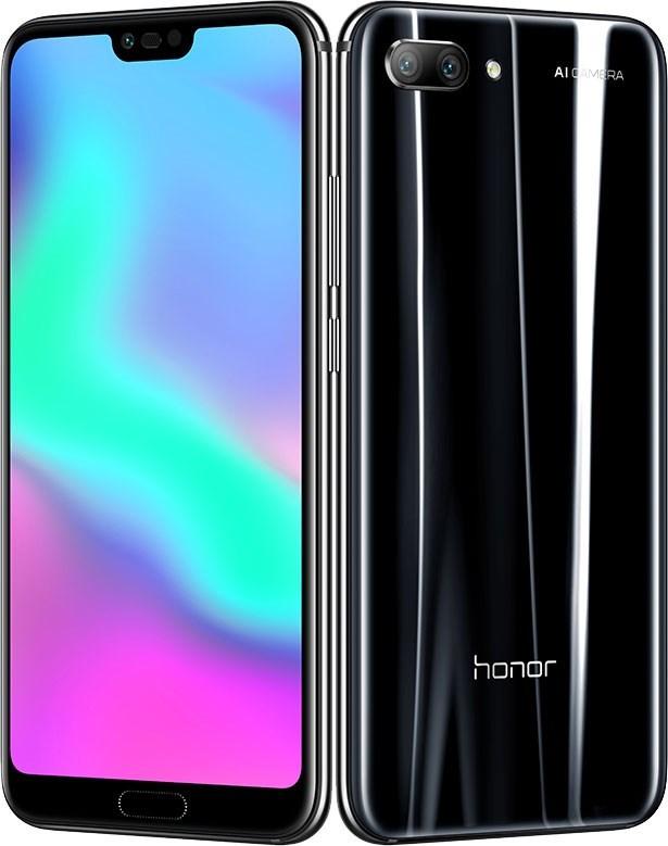 Honor 10 smarttelefon 64 GB (phantom blue) Mobiltelefon