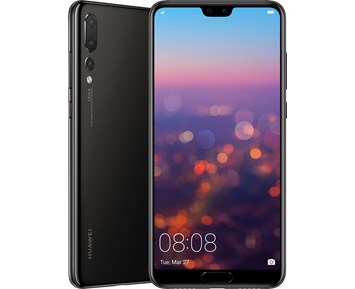 Huawei P20 Pro smarttelefon 128 GB (sort) Mobiltelefon