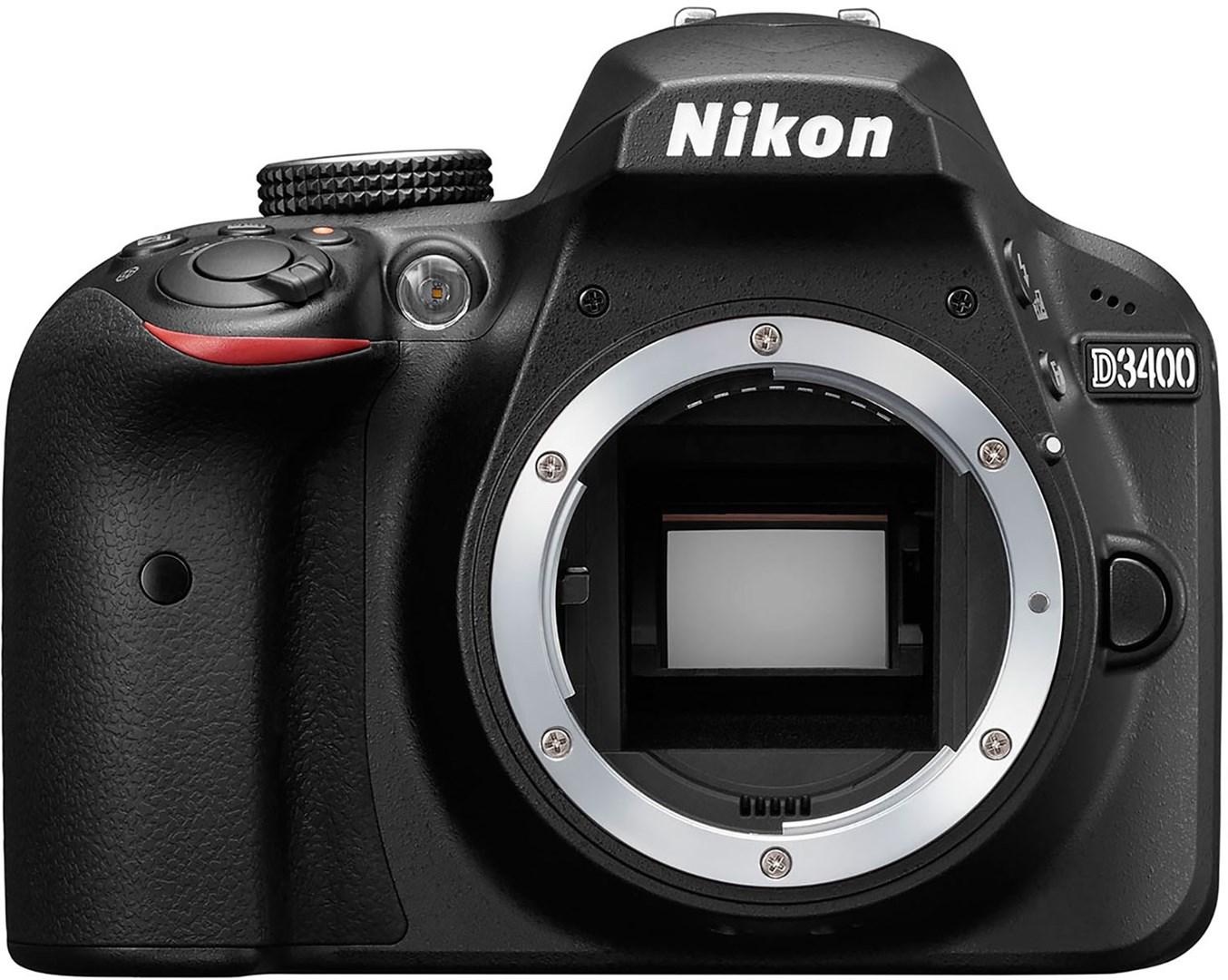 Nikon D3400 Body - Black