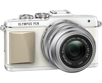 Olympus E-PL7 1442 II R White