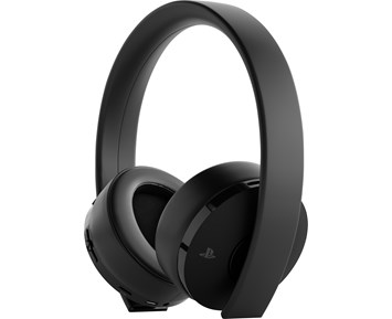 Sony Gold Wireless headset