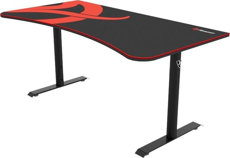 Arozzi Arena Gaming Desk Black Stabilt Bord Laget