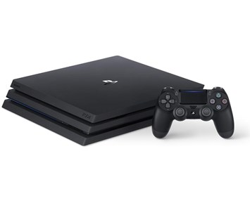 Sony PlayStation 4  PRO 1TB BChassi
