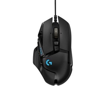 Bilde av Logitech G502 HERO High Performance Gaming Mouse 993701831a0dc