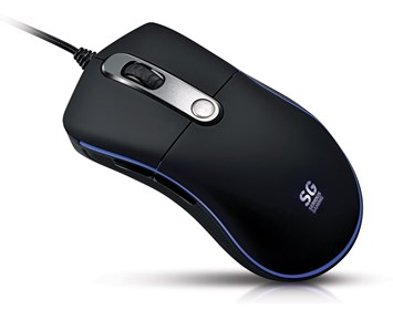 Mission SG GGM 2.7 Optical Gaming Mouse