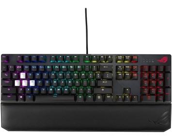 ASUS ROG Strix Scope Deluxe Gaming Tastatur Gaming