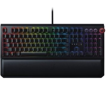 Razer BlackWidow Elite Yellow Switch (Nordic)