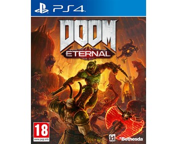 PS4 DOOM: Eternal