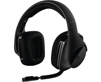 Logitech G533 Prodigy Wireless Headset