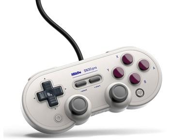 Bilde av 8bitdo Sn30 Pro Usb Gamepad G Edition