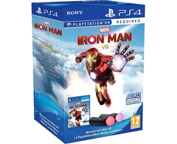 Sony Marvel´s Iron Man VR + Move bundle