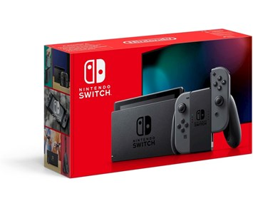 Nintendo Switch Grey 2019