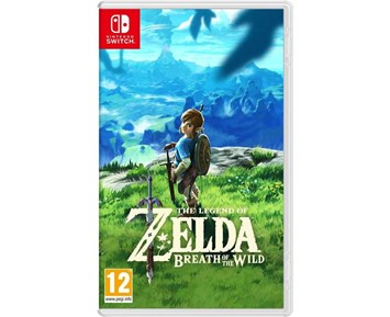 Nintendo Zelda: Breath of the Wild