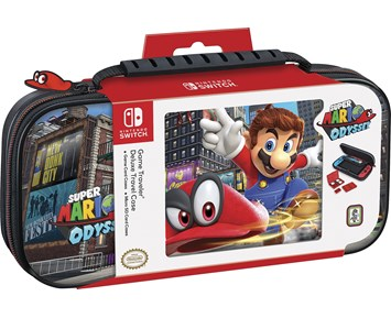 Nintendo SWITCH Deluxe Travel Case Odyssey