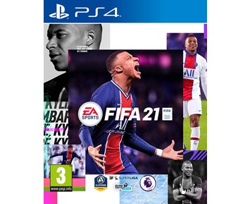 PS4 FIFA 21 inkl. PS5-version