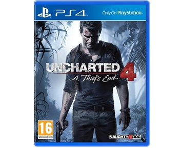 EA PS4 Uncharted 4 Thieves End