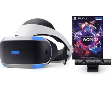 Sony PlayStation VR-Headset Paket (CUH-ZVR2)