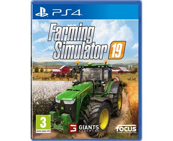 PS4 Farming Simulator 19