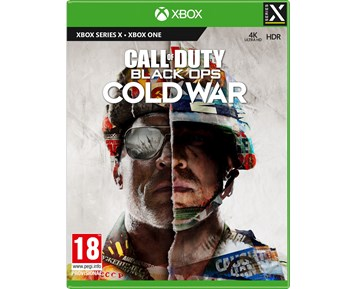Xbox Series X Call of Duty Cold War Series X