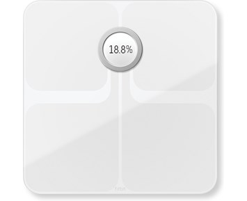Fitbit Aria 2 Wi-Fi Smart Scale White